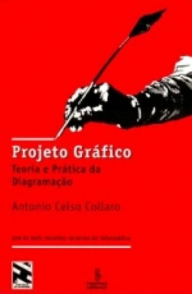 Capa de Projeto gráfico - Antonio Celso Collaro