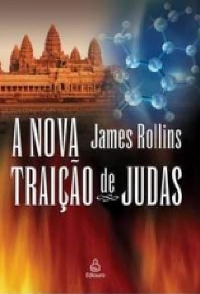 Capa de A nova traição de Judas - James Rollins