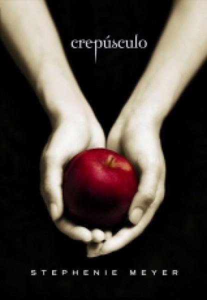 Capa de Crepúsculo - Stephenie Meyer