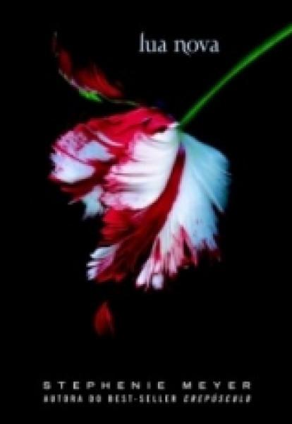Capa de Lua nova - Stephenie Meyer