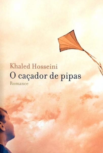 Capa de O caçador de pipas - Khaled Hosseini