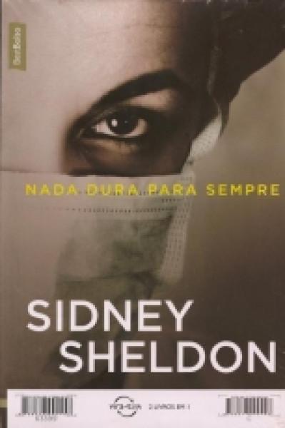 Capa de Nada dura para sempre - Sidney Sheldon