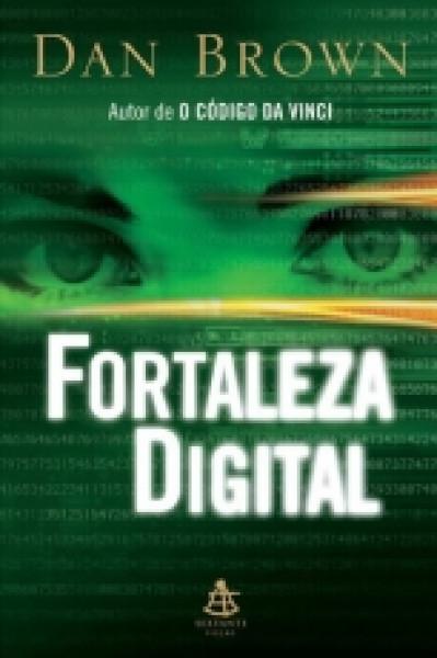 Capa de Fortaleza Digital - Dan Brown