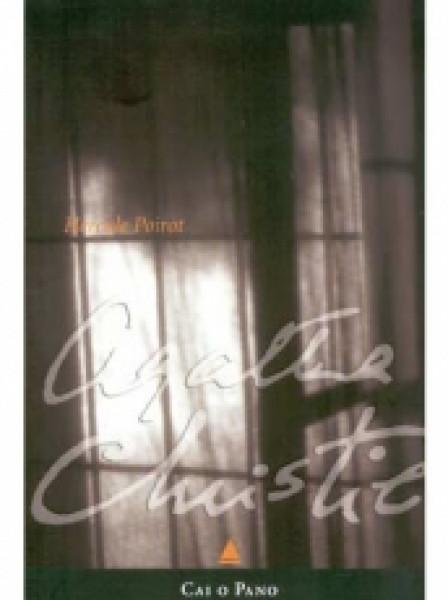Capa de Cai o pano - Agatha Christie