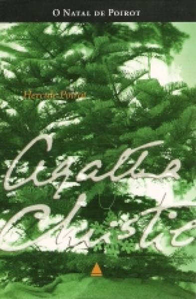Capa de O natal de Poirot - Agatha Christie