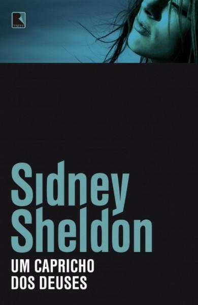Capa de Um capricho dos deuses - Sidney Sheldon