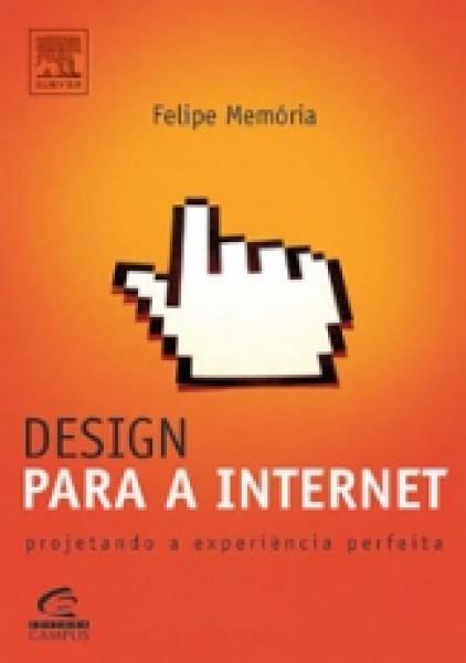 Capa de Design para a internet - Felipe Memória