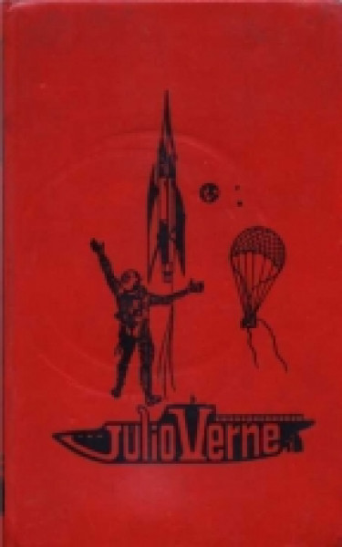 Capa de A ilha misteriosa - Julio Verne