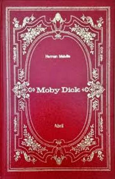 Capa de Moby Dick - Herman Melville