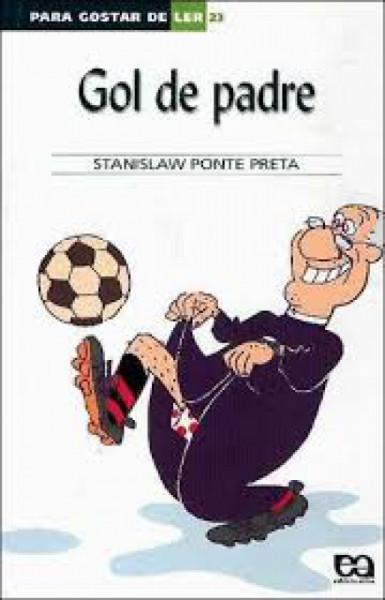 Capa de Gol de padre - Stanislaw Ponte Preta