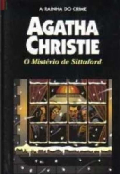 Capa de O mistério de Sittaford - Agatha Christie