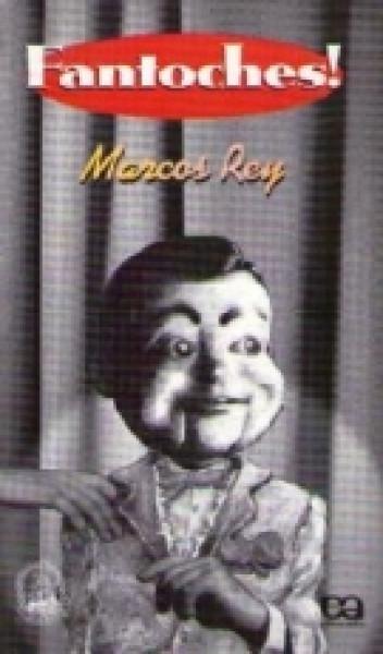 Capa de Fantoches! - Marcos Rey