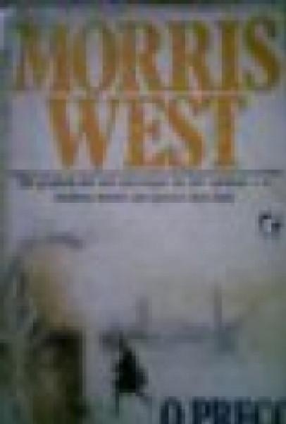 Capa de O preço da honra - Morris West
