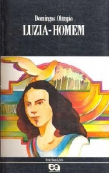 Capa de Luzia-Homem - Domingos Olímpio