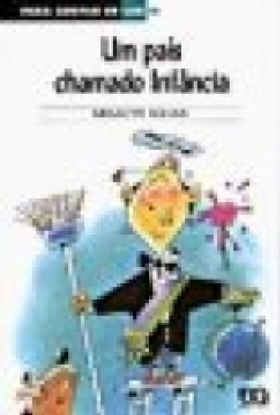 Capa de Um país chamado infância - Moacyr Scliar