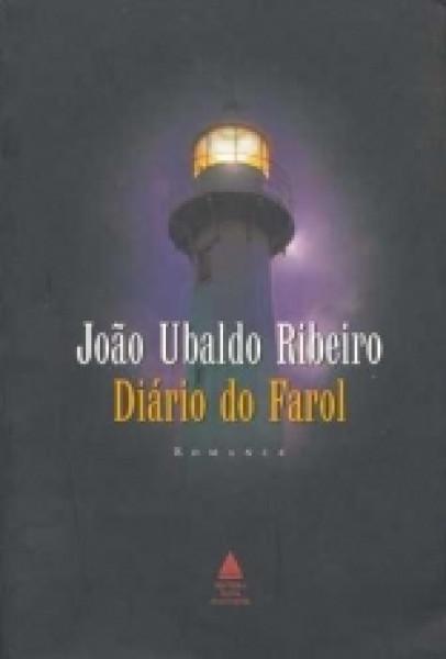 Capa de Diário do farol - João Ubaldo Ribeiro