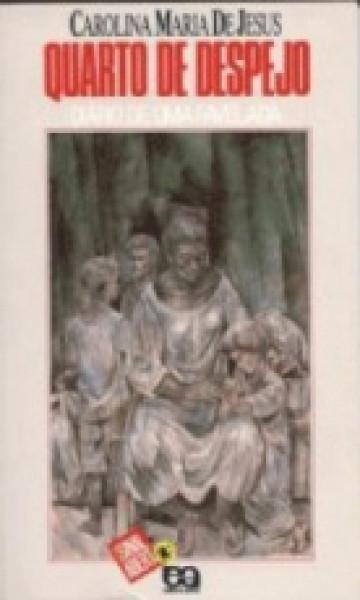 Capa de Quarto de despejo - Carolina Maria de Jesus