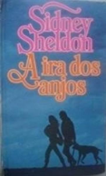 Capa de A ira dos anjos - Sidney Sheldon
