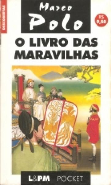 Capa de O LIVRO DAS MARAVILHAS - Marco Polo
