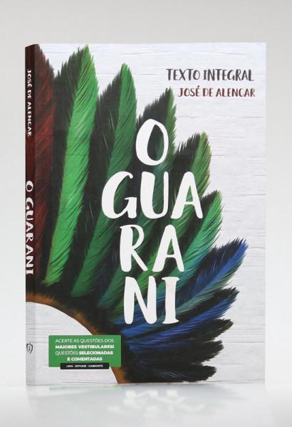 Capa de O guarani - José de Alencar