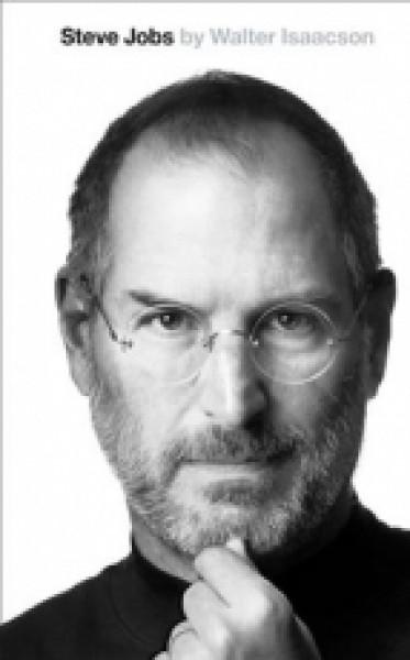 Capa de Steve Jobs - Walter Isaacson