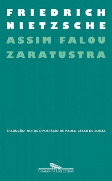 Capa de Assim falou Zaratustra - Friedrich Nietzsche