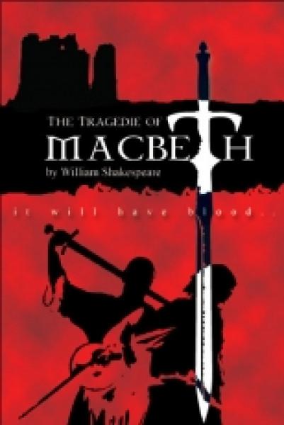 Capa de Macbeth - William Shakespeare