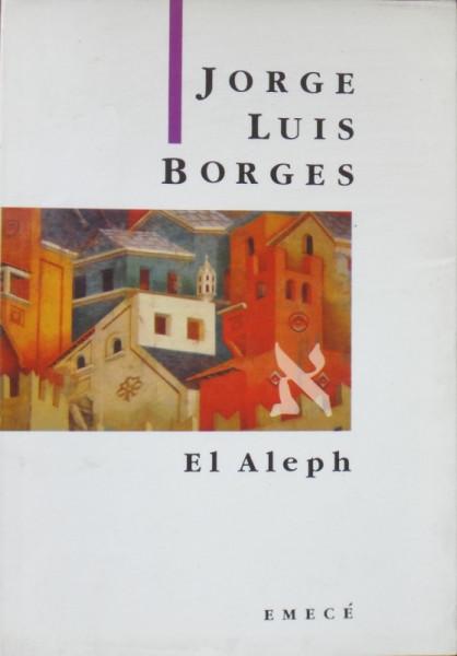 Capa de El Aleph - Jorge Luis Borges
