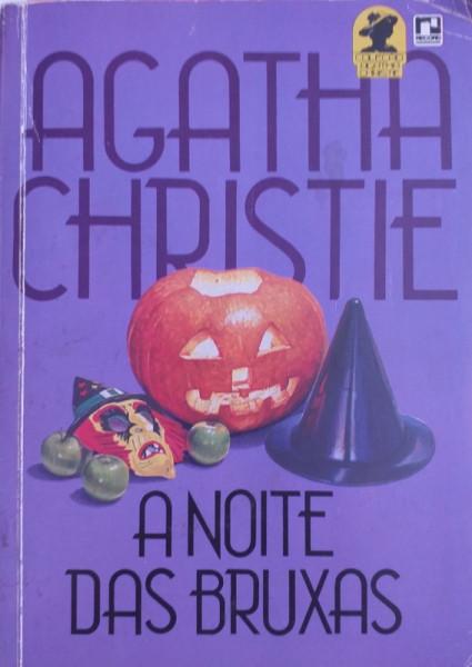 Capa de A noite das bruxas - Agatha Christie