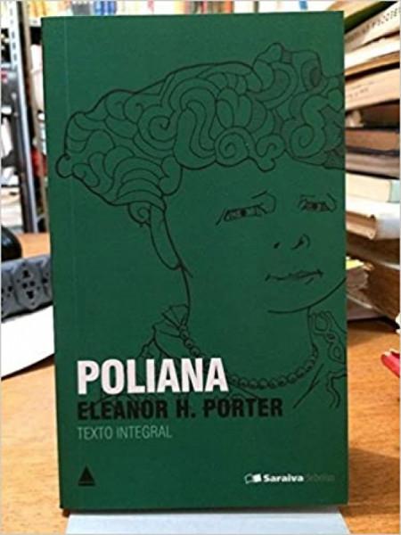 Capa de Pollyanna - Eleanor H. Porter