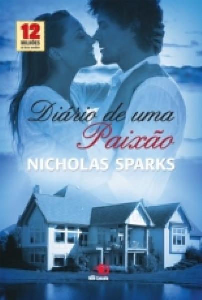 Capa de Diário de uma paixão - Nicholas Sparks
