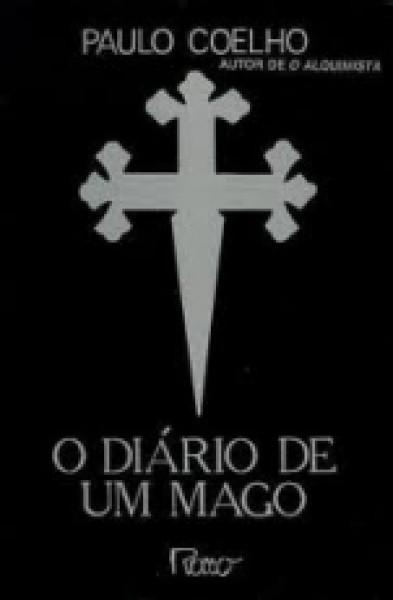 Capa de O diário de um mago - Paulo Coelho