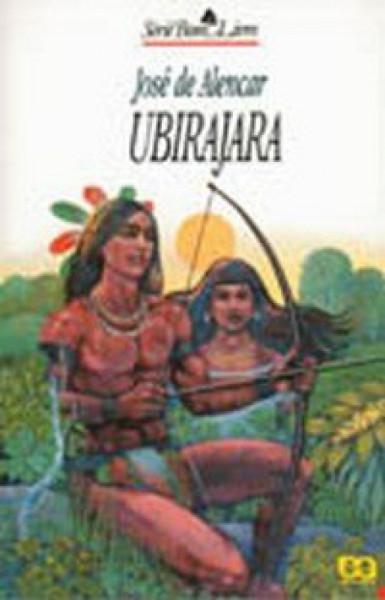 Capa de Ubirajara - José de Alencar