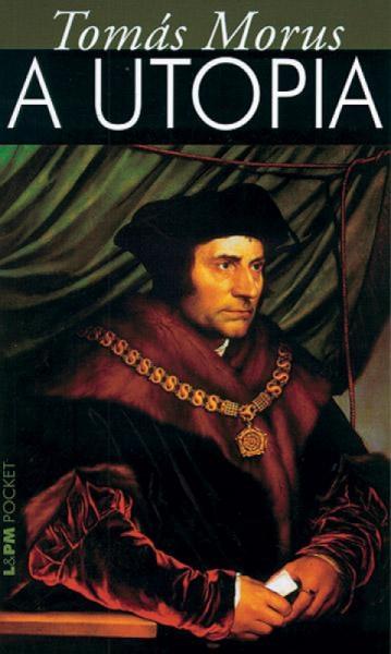 Capa de A utopia - Thomas More