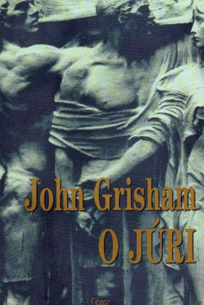 Capa de O júri - John Grisham