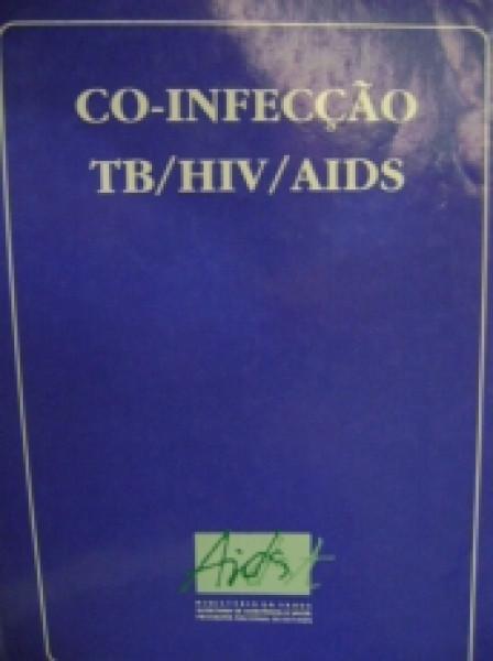 Capa de Co-infecção TB/HIV/AIDS - Ministério da Saúde