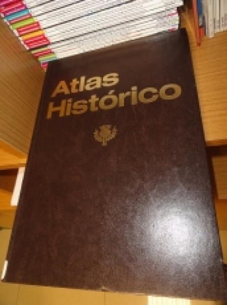 Capa de Atlas Histórico -