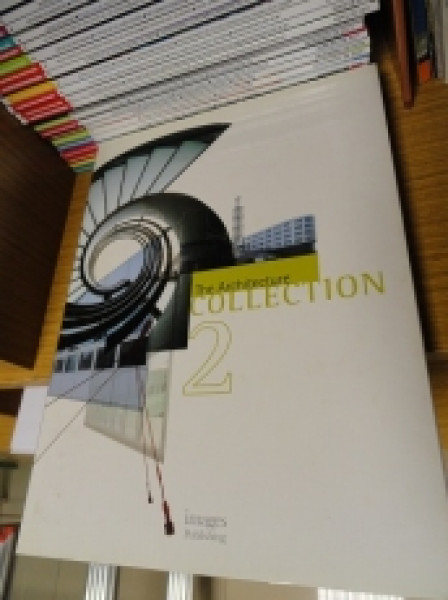 Capa de The Architecture Collection -