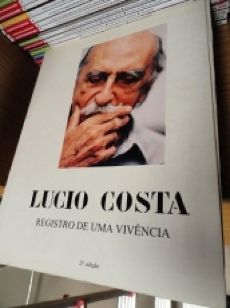 Capa de Lucio Costa -