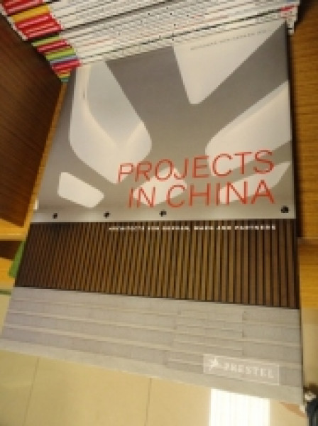 Capa de Projects in China -