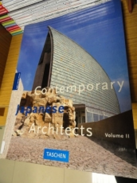 Capa de Contemporary Japanese Architects -