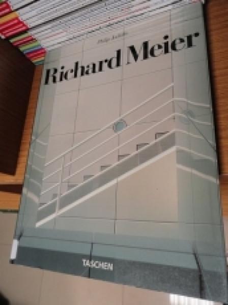 Capa de Richard Meier - Philip Jodidio