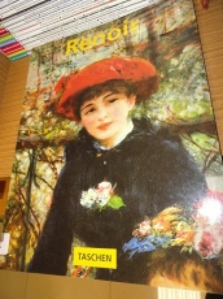 Capa de Renoir -