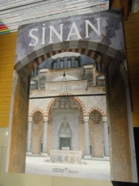 Capa de Sinan - Reha Günay