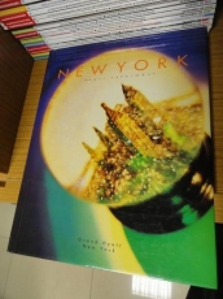 Capa de New York -