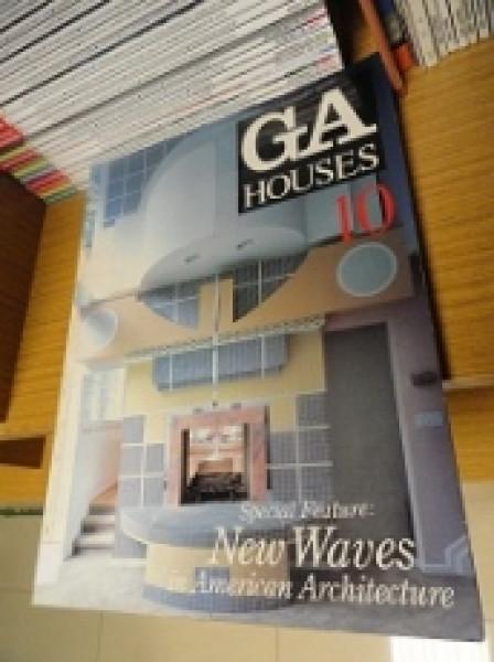 Capa de GA Houses - 10 -