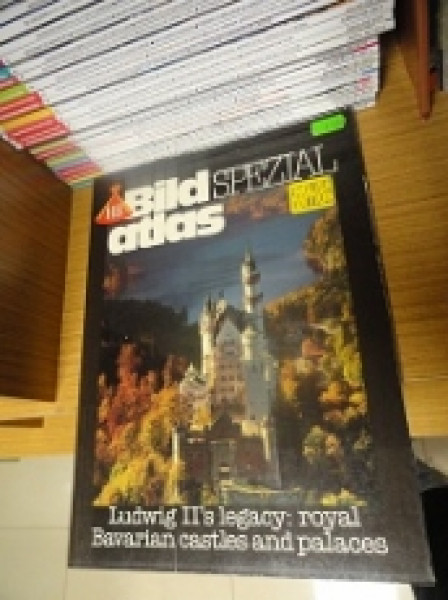 Capa de Ludwing IIs Legacy: Royal Bavarian Castles and Palaces - Gabriele Greindl