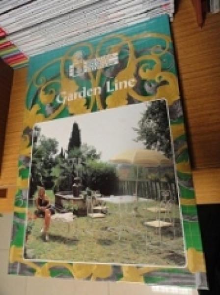 Capa de Garden Line -