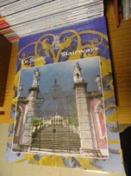 Capa de Le Scale - Stairways -