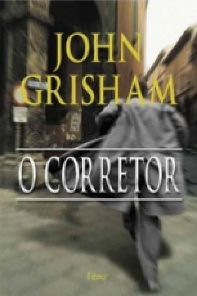 Capa de O corretor - John Grisham